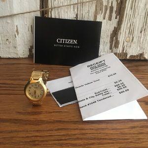 Women's citizen drive watch